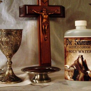 Holy Water for all rutial uses